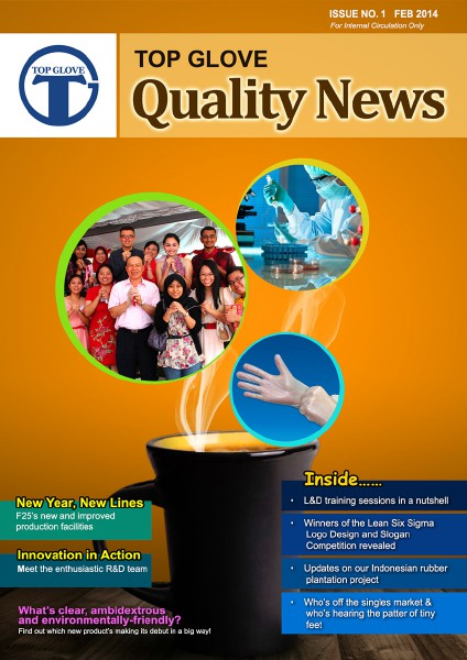Top Quality News Feb 2014