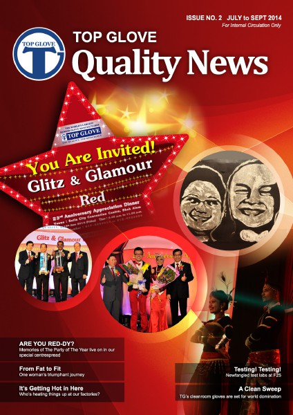 Top Quality News Issue 2 July to Sept 2014