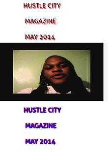 HUSTLE CITY MAGAZINE