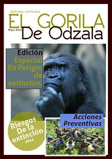 Gorila Odzala