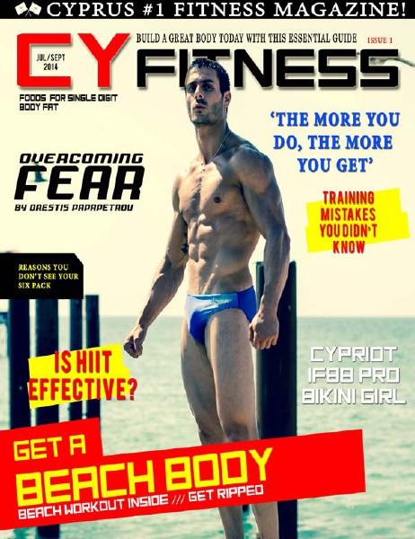 CyFitness CyFitness Magazine July - September 2014