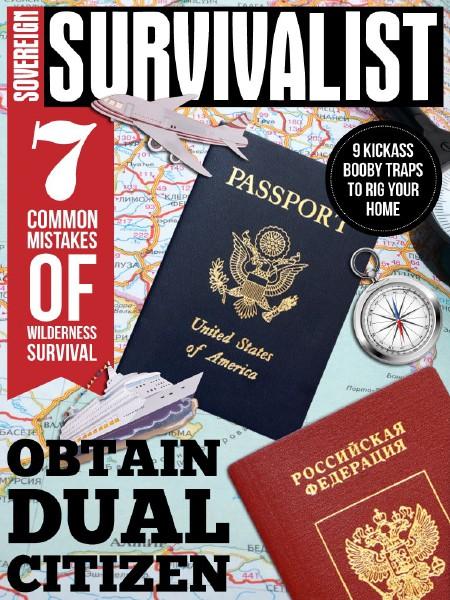 Sovereign Survivalist Magazine Issue 1