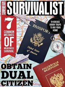 Sovereign Survivalist Magazine