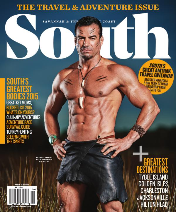 South magazine 55: Travel and Adventure Issue