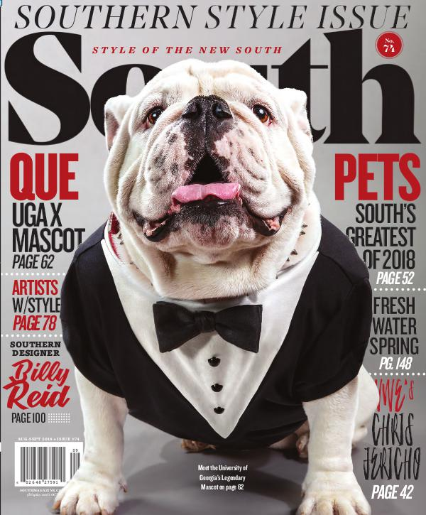 South magazine 74: Southern Style Issue