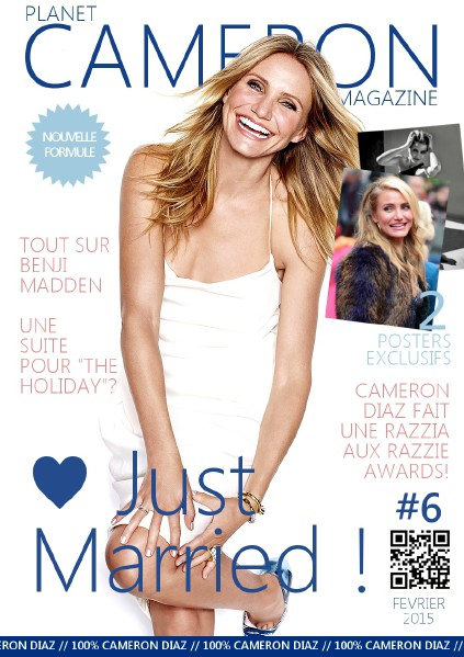 PLANET CAMERON MAGAZINE - Issue 6 - February 2015