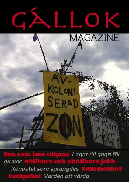 Gállok Magazine Volume 2014