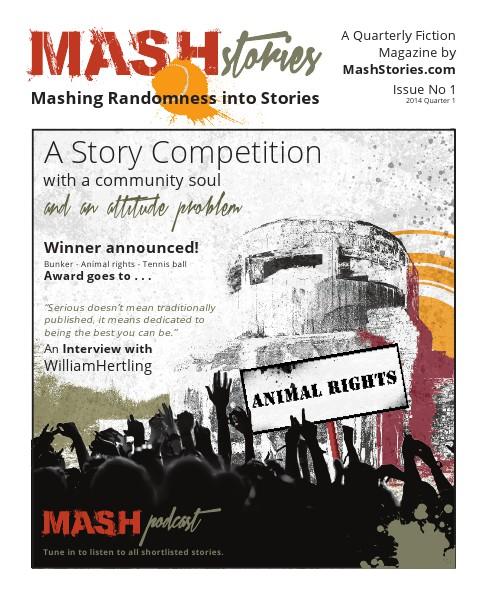MASH Magazine Issue 1