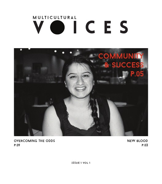 Multicultural Voices Volume 1 Issue 1