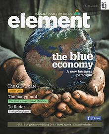 Element Magazine - July 2014
