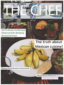 Digital Arts The Chef Magazine