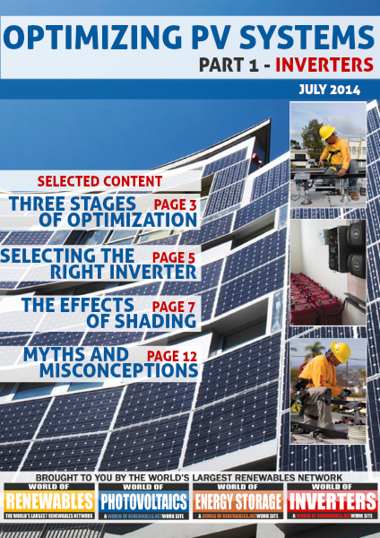 Optimizing PV Systems July 2014