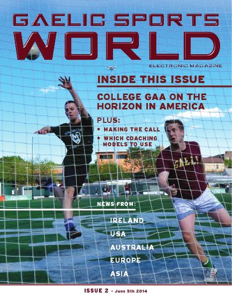 Issue 2 Sample Test, June 5, 2014