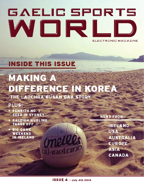 ISSUE No. 4 July 4, 2014