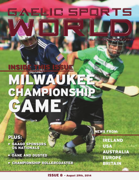 Issue 8, August 28, 2014