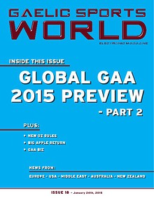 GAELIC SPORTS WORLD