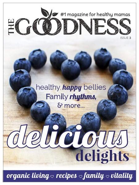Healthy Mama Magazine Issue 3 - September 2014