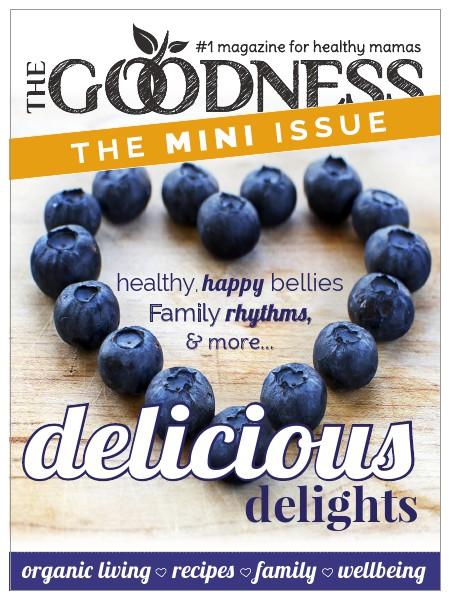 The Goodness Mini Mini Issue