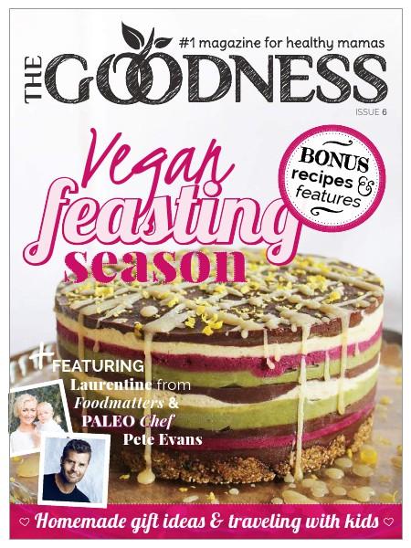Healthy Mama Magazine Issue 6 - December 2014
