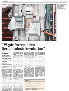 CN3 Børsen Artikel - 31 Januar 2017