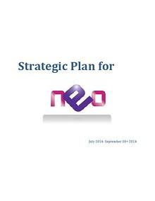 nEo Strategic Plan 2014