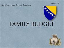 Famila budget BH