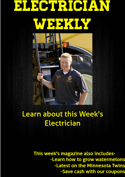 Electrician Weekly June 2013