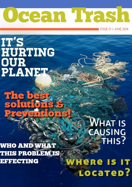Ocean Trash June 2014