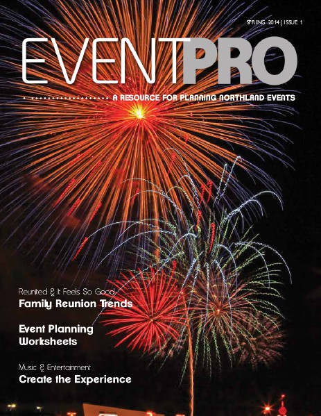 EventPro Magazine Fall 2014 Spring 2014
