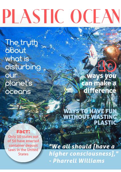 Plastic Ocean Jun. 2014