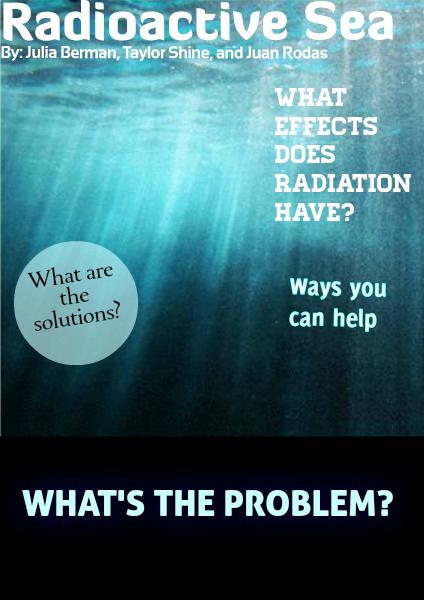 Radioactive Sea 1