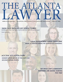 The Atlanta Lawyer June/July 2020