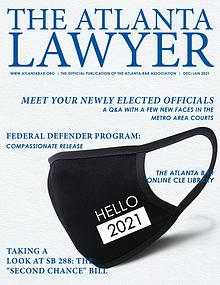 The Atlanta Lawyer December/January 2021