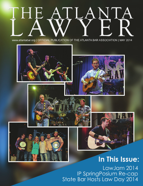 The Atlanta Lawyer May 2014