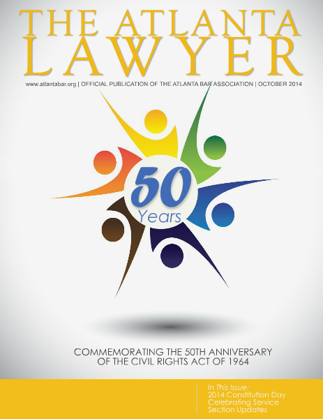 The Atlanta Lawyer October 2014