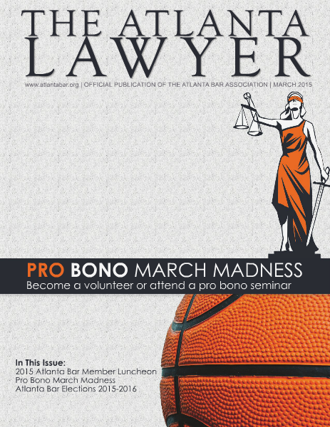 The Atlanta Lawyer March 2015