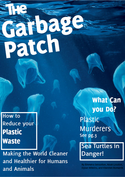 The Garbage Patch 1