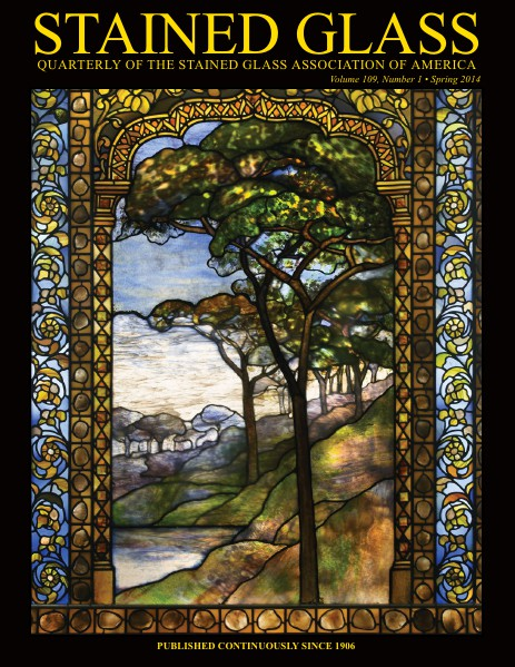 The Stained Glass Quarterly Spring 2014