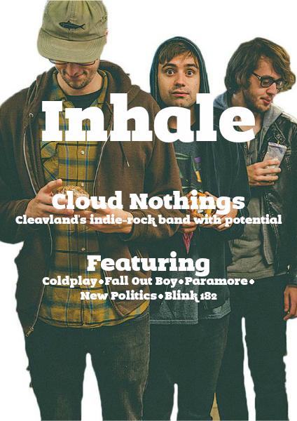 Inhale June, 2014