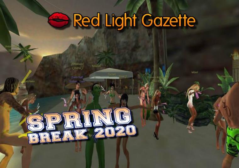 Red Light Gazette April 2020
