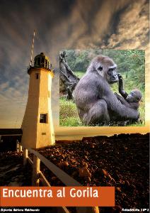 Encuentra al Gorila Septiembre 2012