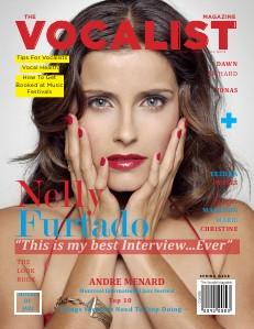 The Vocalist Magazine SPRING 2013 ISSUE