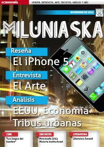 Revista Miluniaska - Octavofonía I