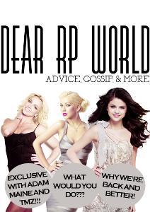 DEAR RP WORLD 1 September 2012