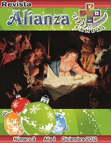 NÚMERO 3 - AÑO 1 - DICIEMBRE 2012