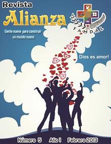 Revista Alianza Famdal Febrero 2013