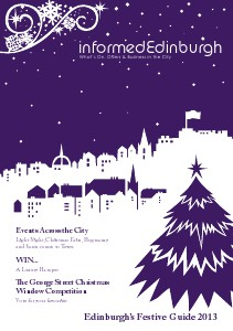 informedEdinburgh Festive Guide 2013 Christmas 2013