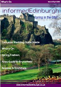 Bi-monthly E-magazine March/April 2013
