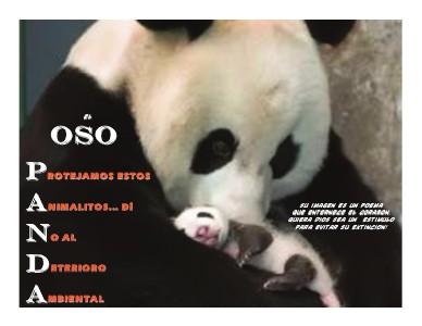 SALVEMOS EL PLANETA... EVITEMOS SU EXTINCIÓN! Edición Especial- Octubre 2012