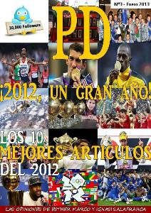 Planeta Deportivo - Enero 2013